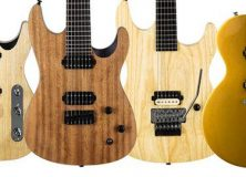 Chapman Guitars Announces the Chapman Special Run Guitars at NAMM 2014