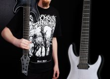 Keith Merrow and the Schecter KM-7 Guitar