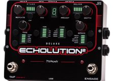 "New at NAMM: The Echolution 2 Delay's Stunning ""Shimmer"" Effect"