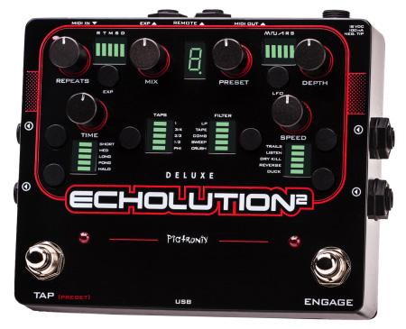 Pigtronix E2D Echolution 2 Deluxe
