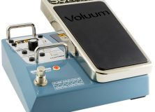 New at NAMM: The Sonuus Voluum Pedal Combines Analog Warmth with Digital Precision