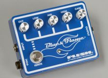 New at NAMM: The Extra-Smooth Blues Flame, Phone Tone, and Double Plush Overdrive
