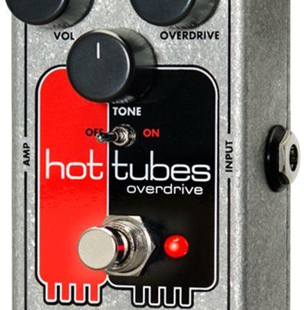 EHX Hot Tubes Overdrive Pedal