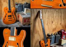 NAMM 2014 – Is the Faded Tennessee Orange Telecaster Really a Telecaster?