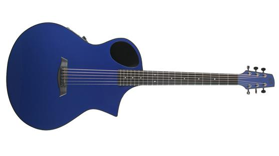 Composite Acoustics Carbon Fiber - Blue