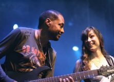 Catch Tony MacAlpine, Nili Brosh Live In Cali