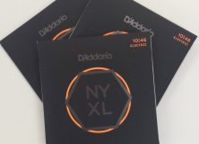 D'Addario Launches New NYXL Guitar Strings