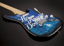 Fender Takes a Swing with MLB Stratocaster