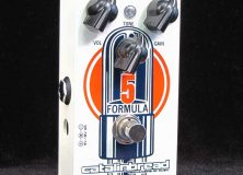 Catalinbread Formula No. 5: Vintage Tweed in a Pedal