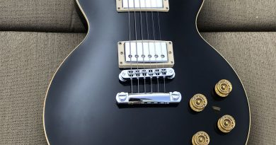 Marty Friedman's Les Paul