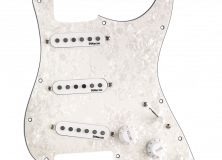 Richie Kotzen's New Loaded Pickguard From DiMarzio