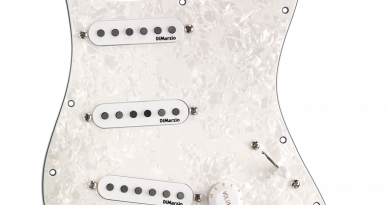 RICHIE KOTZEN STRAT® REPLACEMENT PICKGUARD